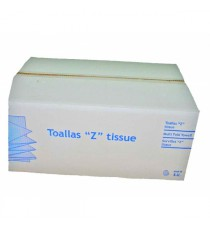 TOALLA Z-Z NATURAL - Pack 24 x 200 *
